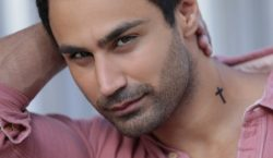 Karan Oberoi also known as 'KO', a famous male model